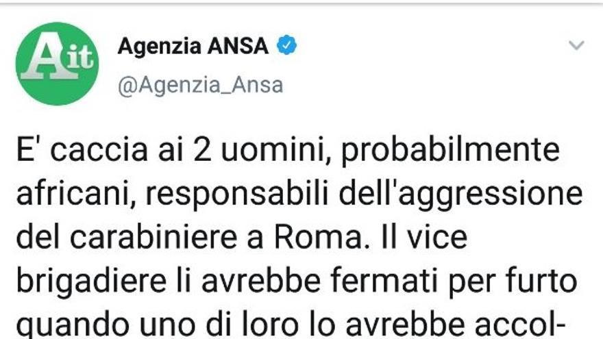 Tuit ANSA