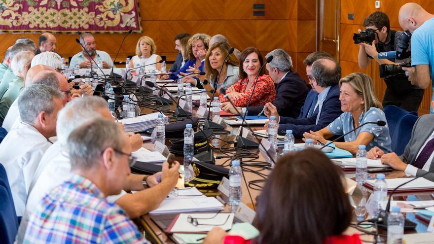Reunión de la Junta Local de Seguridad de Zaragoza del pasado miércoles