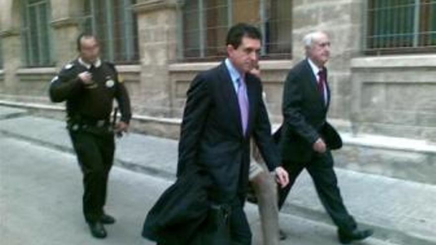 Jaume Matas, en una imagen de archivo. (EUROPA PRESS)