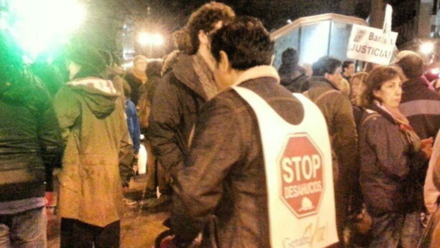 Mani #AcampadaBankia 9/9/2012 -- 7