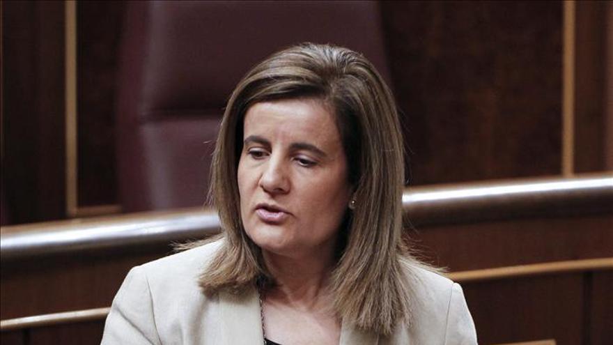 Báñez dice que la reforma de las pensiones da tranquilidad y certidumbre