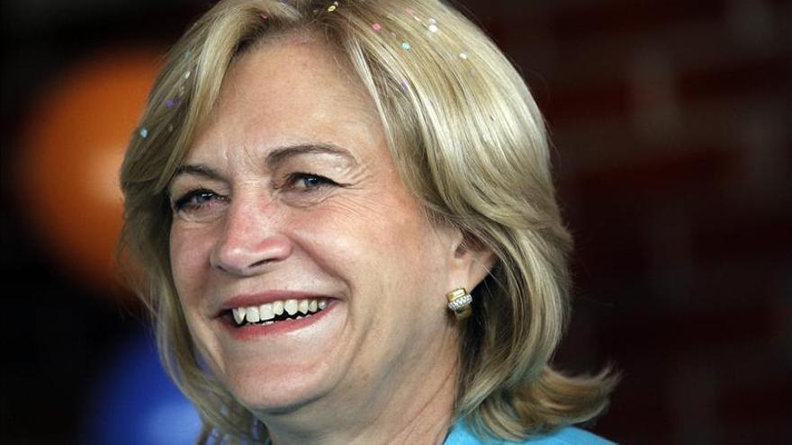 "Comando de Matthei reconoce ""debilidad"" frente a Bachelet"