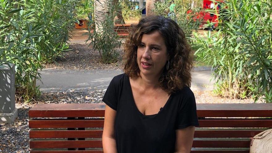 María Jesús Lillo sufrió enometriosis y ahora ha escrito el libro '6 horas' para ayudar a otras mujeres.