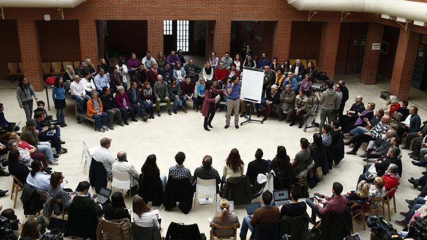 """Pablo Iglesias defiende que no se han """"moderado"""" sino que han hecho """"un programa aplicable desde el primer día"""""""