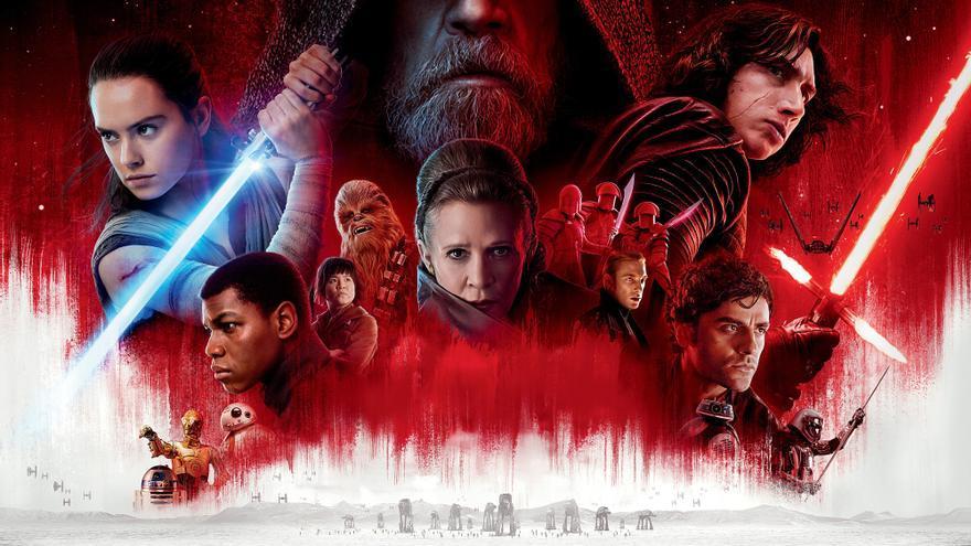 'Star Wars: Los últimos Jedi', de Rian Johnson. ¿Es tan mala como dicen?