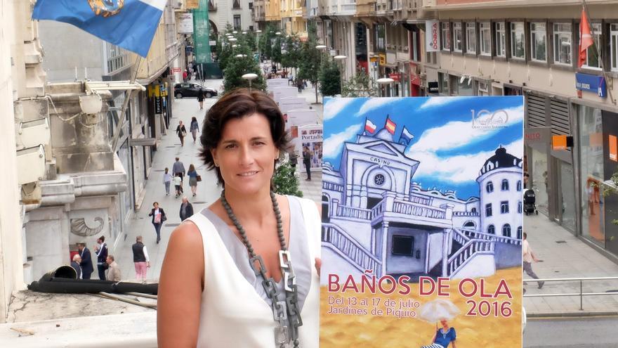Gema Igual, nueva alcaldesa de Santander en sustitución de Íñigo de la Serna