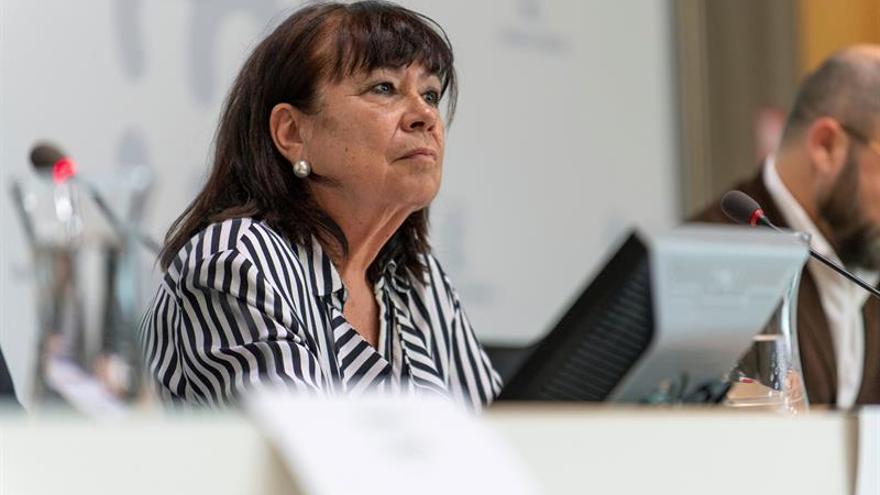 """Narbona: """"Andalucía está siendo el experimento claro de la derecha"""""""