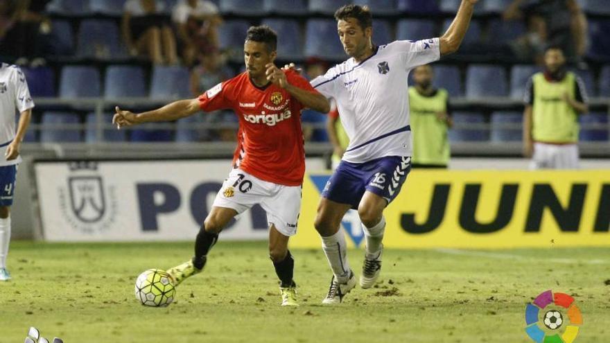 El Tenerife sumó en el Heliodoro su segunda derrota consecutiva en este inicio de campeonato. (La Liga)