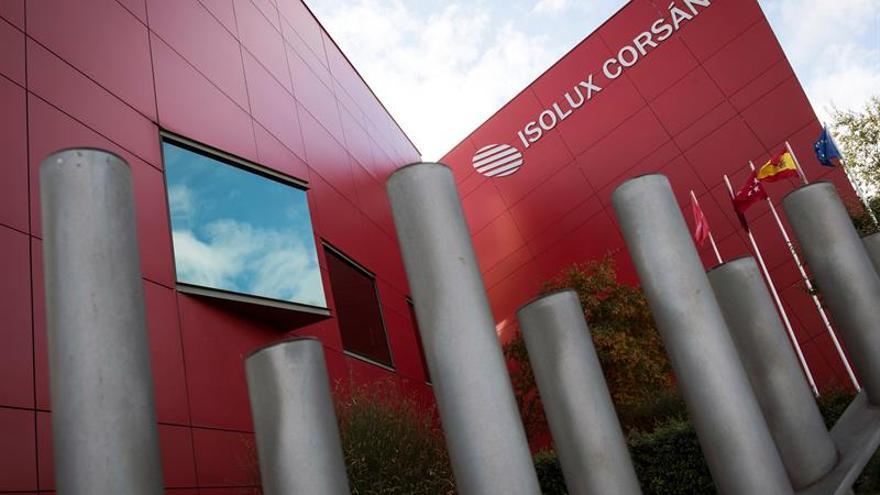 Isolux firma un acuerdo de refinanciación con el apoyo de parte de banca y bonistas