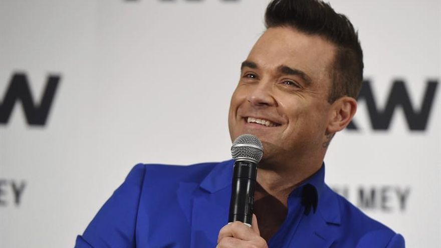 "Robbie Williams lanza su disco ""Heavy Entertainment Show"" el 4 de noviembre"