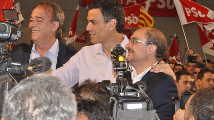 """Pedro Sánchez dice que no hay """"una recuperación económica justa"""" y urge a reeditar el """"pacto entre generaciones"""""""