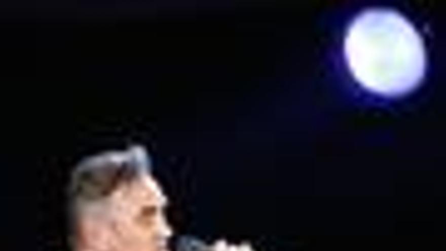 El cantante británico Morrissey, antiguo líder de The Smiths