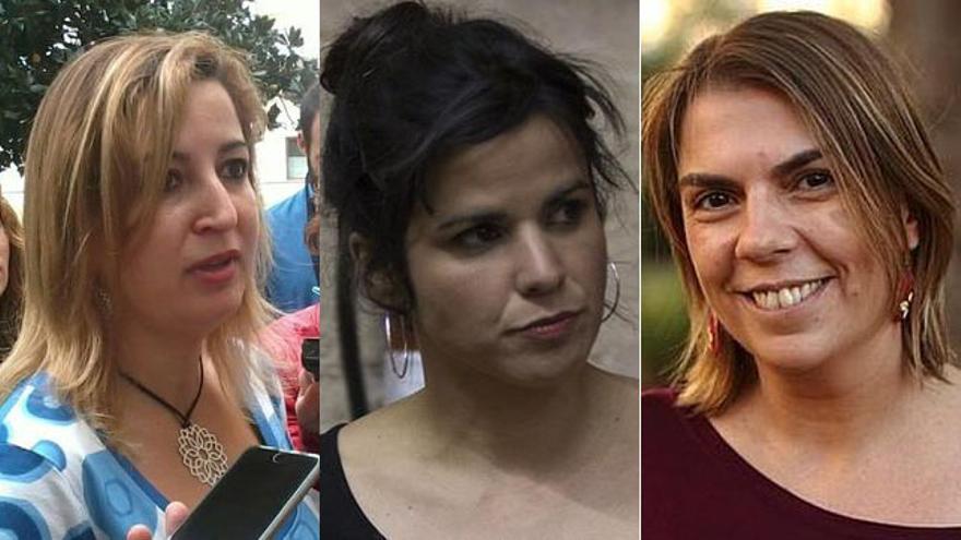 Candidatas Podemos