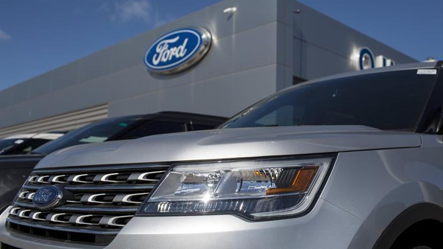 Las ventas de Ford en Estados Unidos caen un 2,1 por ciento en agosto
