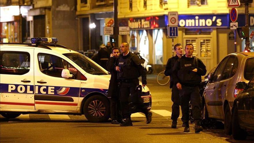 Al menos 18 muertos por los tiroteos en París