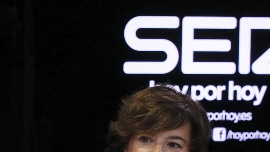 S.Santamaría considera que no es momento para establecer la limitación de mandatos