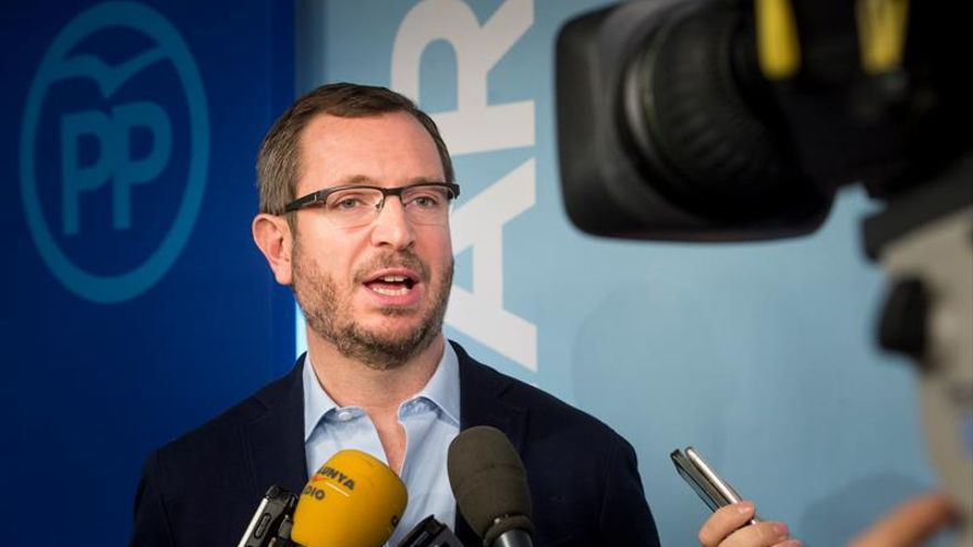 """Maroto ve la reforma constitucional como """"un acto de generosidad"""" de Rajoy"""