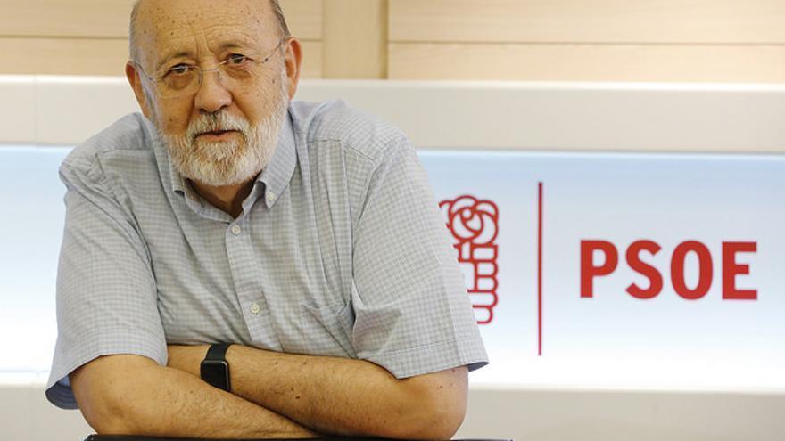 José Féliz Tezanos.   PSOE