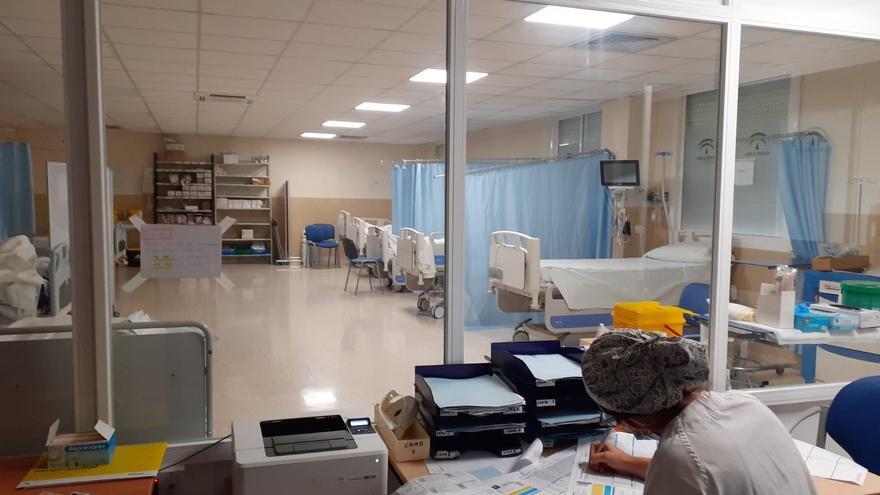Andalucía suma 54 muertes por Covid en 24 horas y 2.823 nuevos casos positivos