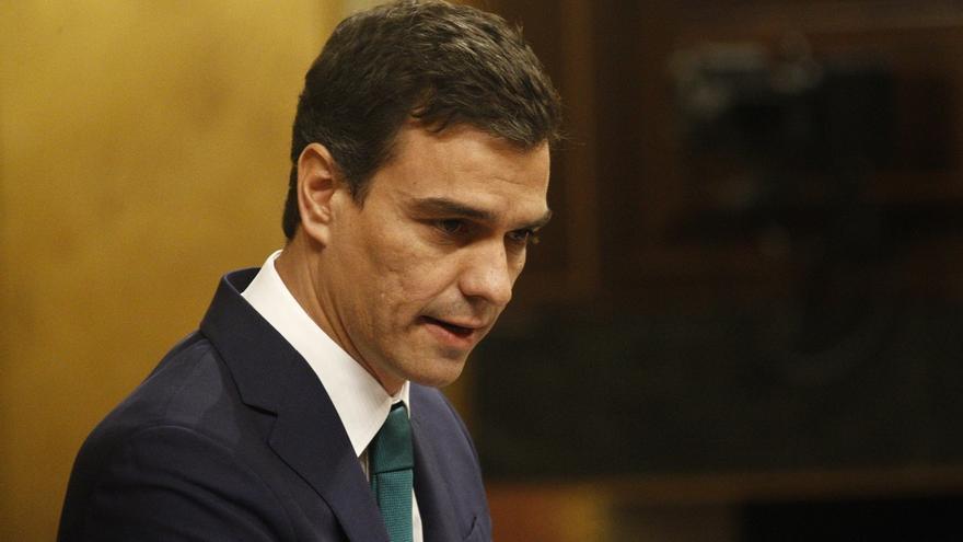 """Sánchez pide respetar a la Justicia en el caso de Chaves y Griñán y dice que si hay corrupción será """"implacable"""""""