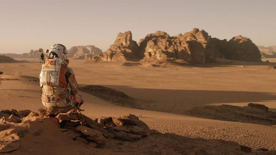 Marte (The Martian, 2015)