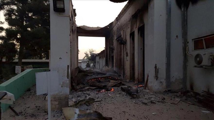 General admite que el ataque a hospital de MSF fue una decisión y un error de EE.UU.