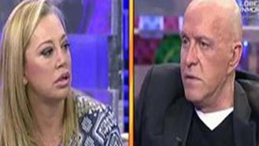 'Sálvame' lidera en la red con el enfrentamiento tuitero de Belén y Kiko