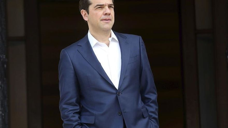Tsipras pide a Suiza que desbloquee los fondos congelados por un caso de corrupción