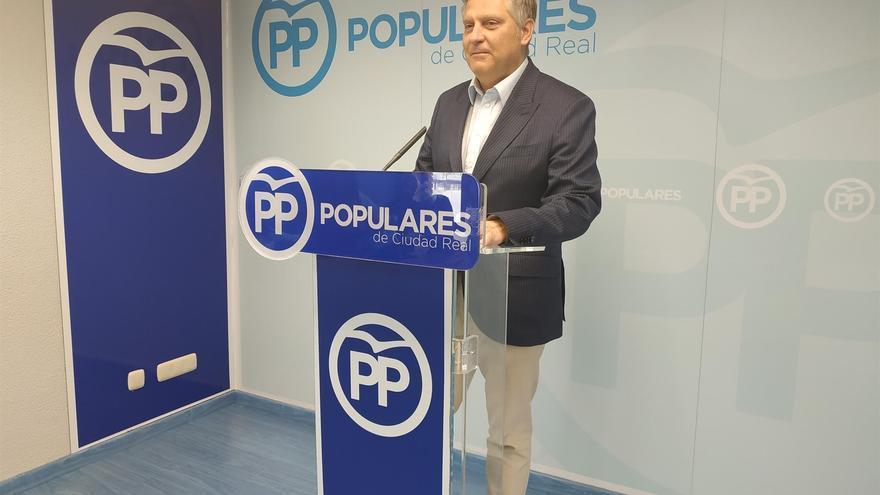 Francisco Cañizares, candidato del PP a la Alcaldía de Ciudad Real