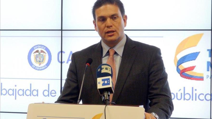 El ministro de Defensa de Colombia alerta de que se está produciendo más cocaína