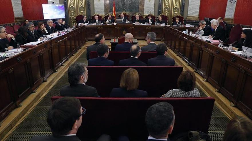 """Cambio de planes en el juicio del """"procés"""": Rajoy y Torrent van el miércoles"""