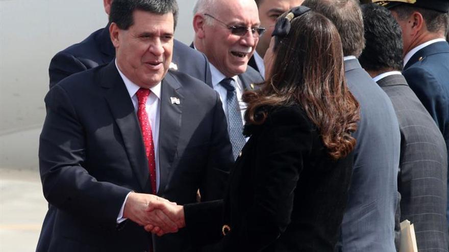 Kuczynski y Cartes abogan por profundizar los lazos entre Perú y Paraguay