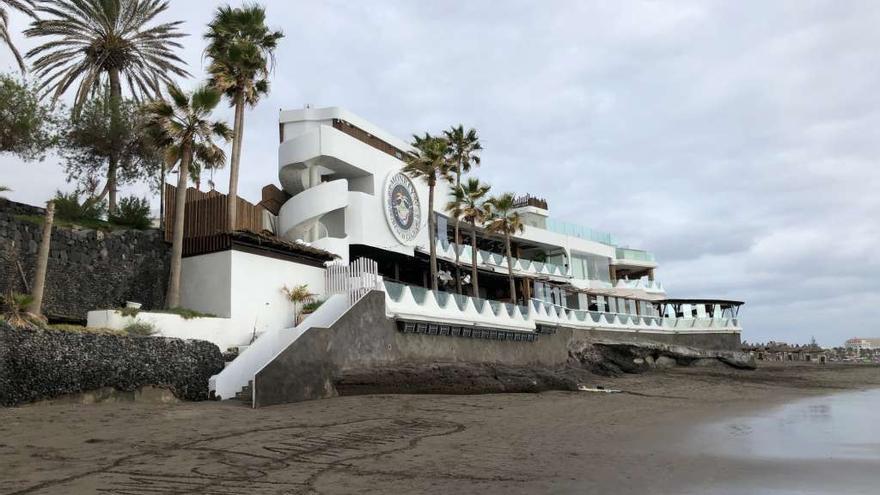 Estado del Monkey Beach Club tras las obras de ampliación.