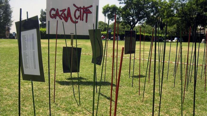 """Sudafricanos reclaman para Israel un boicot como el que tumbó al """"apartheid"""""""