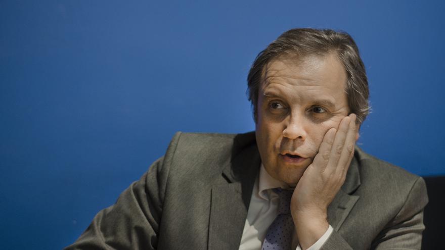 Antonio Miguel Carmona, candidato socialista a la alcaldía de Madrid \ A. Navarro