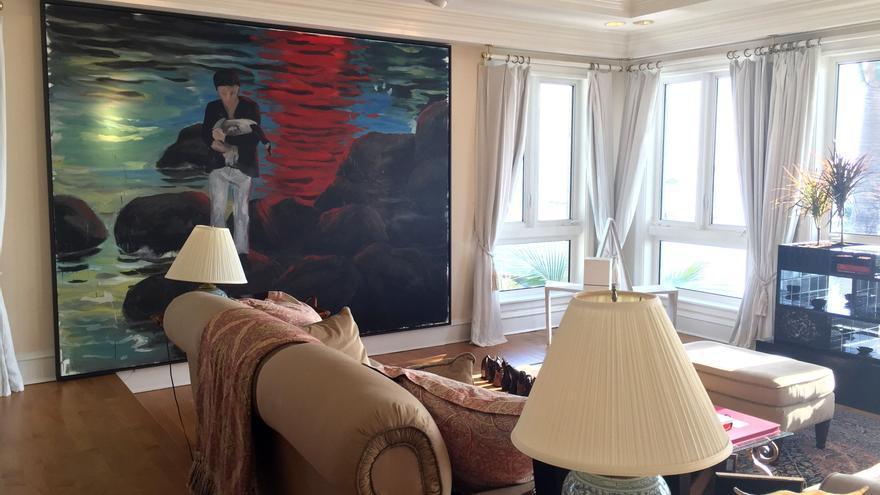 El empresario Jorge Pérez pone a la venta por 33 millones de dólares su mansión en Miami