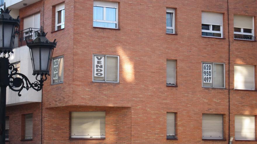 Euskadi registró la venta de 1.539 viviendas en el primer trimestre de 2013, un 40,4% menos que hace un año