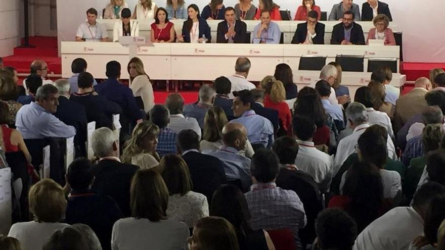 Pedro Sánchez dimite como secretario general del PSOE