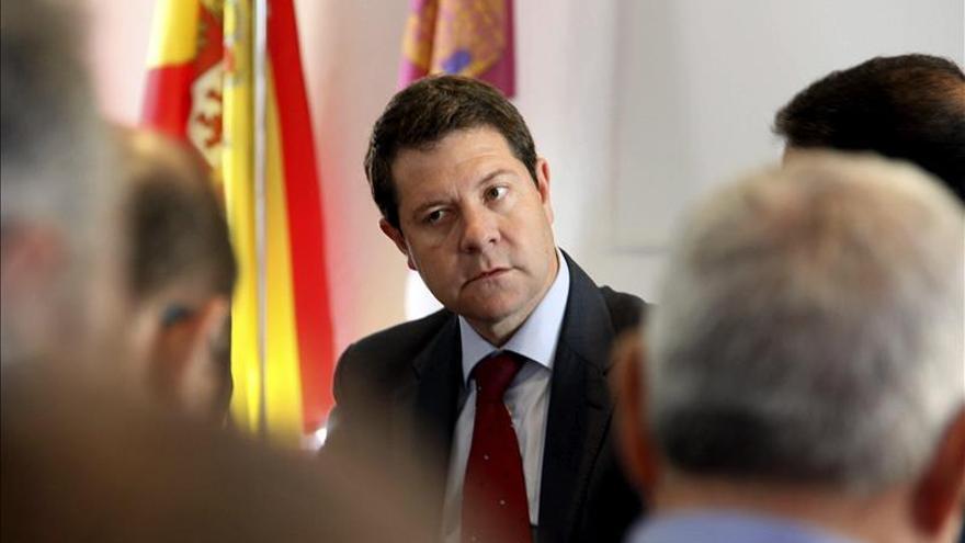García-Page prioriza la recuperación económica sobre la estabilidad del Gobierno