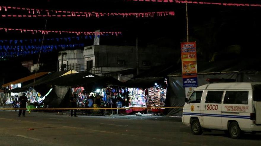 Se elevan a 3 los muertos por atentado terrorista en sur de Filipinas