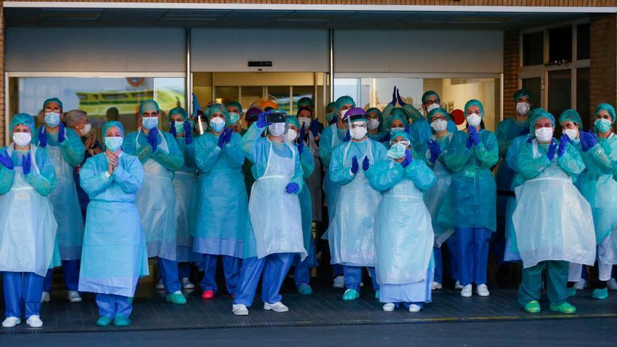 El TSJA deniega la petición de CSIF para que la Junta dotase de protección a los sanitarios en 24 horas