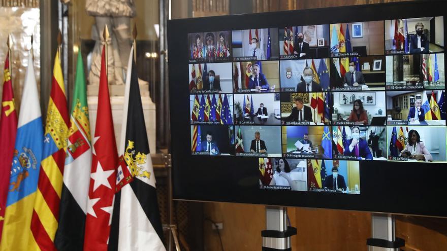 Así ven PP, Ciudadanos y Unidas Podemos el papel que debe jugar García-Page en la Conferencia de Presidentes