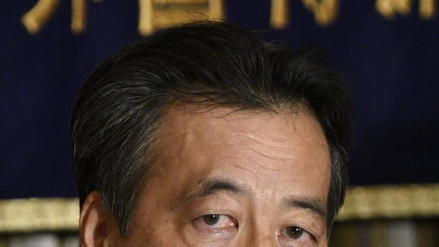 Los dos mayores partidos opositores de Japón presentan su formación conjunta