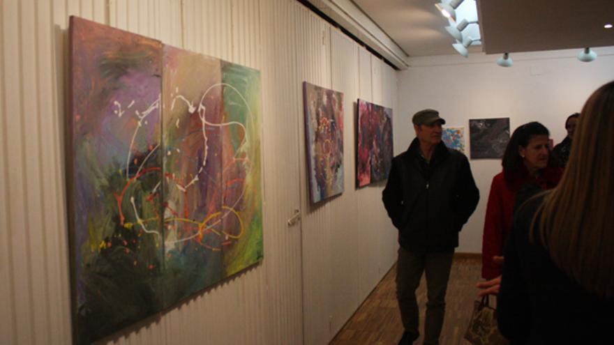 Muestra de arte hecha exclusivamente por personas autistas en Ciudad Real