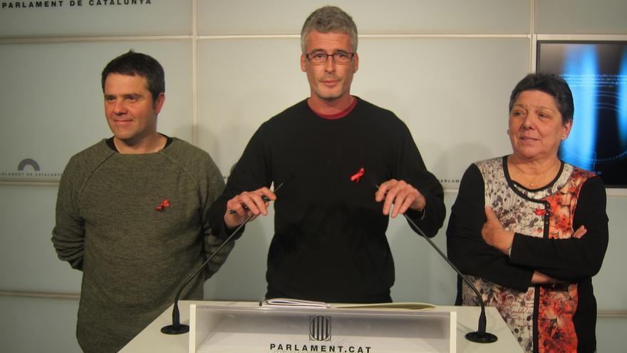 La CUP celebrará el 27 de diciembre la asamblea que decidirá sobre la investidura de Mas