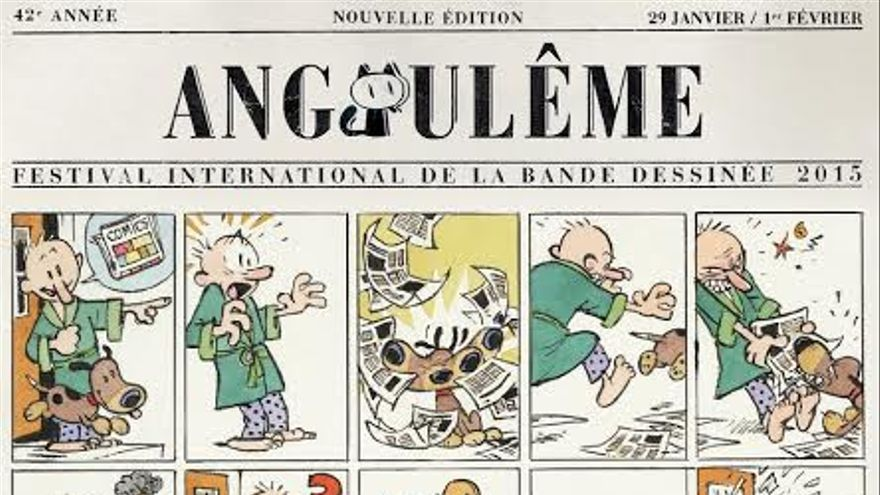 Watterson no irá a Angouleme, pero ha dejado un poster