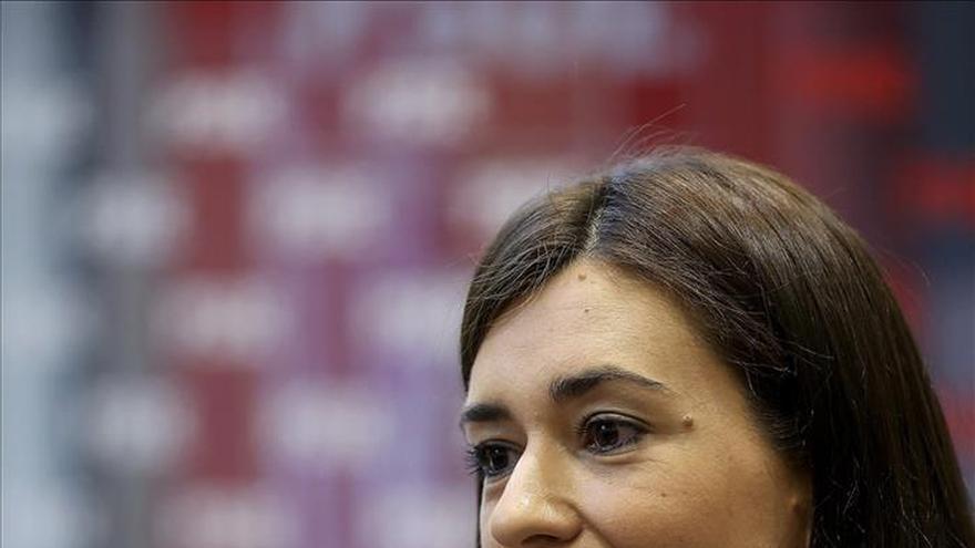 """Montón dice que Sánchez propondrá soluciones para """"desarticular"""" la pobreza que deja el PP"""