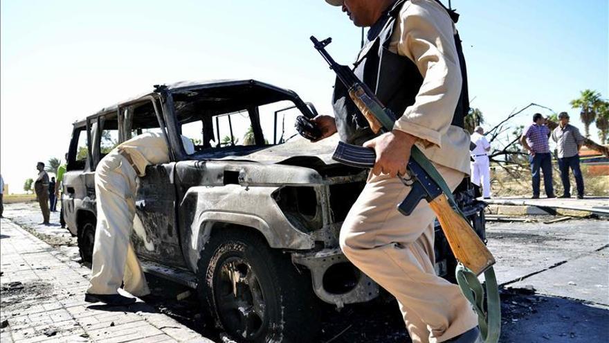 Al menos seis muertos y 18 heridos en varios ataques en el Sinaí