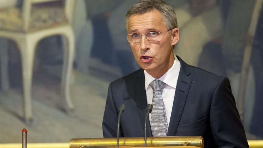 Stoltenberg pide perdón por los fallos en los  atentados de Noruega ante el Parlamento
