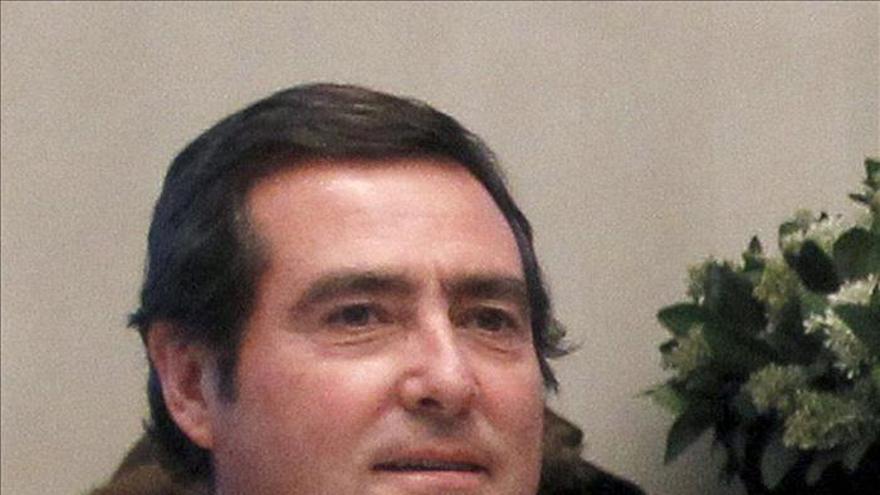"""Garamendi dice que siente """"vergüenza"""" de la corrupción en el ámbito patronal"""